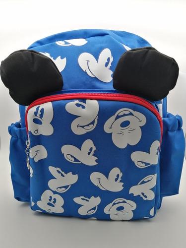 Bolso Morral De Mickey Mouse Con Orejas
