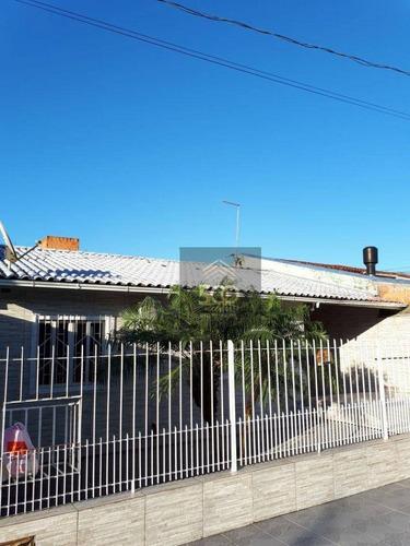 Casa Com 2 Dormitórios À Venda, 60 M² Por R$ 280.000,00 - Forquilhas - São José/sc - Ca0609