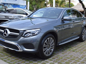 Mercedes Benz Clase Glc 300 2018 Coupe Avantgarde Gris