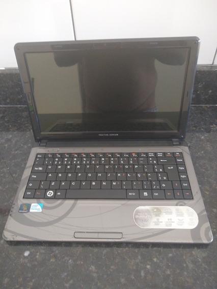 Positivo Aureum 3g 4500 Velocidade Intel Pentium + 4 Gb Ram