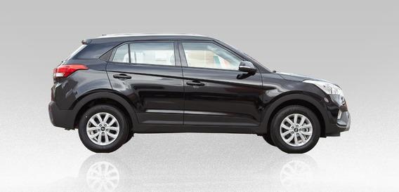 Hyundai Creta Gls 1.6l 2019 Negro 5 Puertas