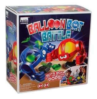 Balloon Bot Battle Juego 2 Robot Globo Sipi Shop