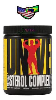 Natural Sterol Complex 180 Tabs Universal U.s.a Garantia