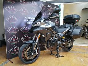 Ducati Multistrada 1200s Gran Turismo 2014