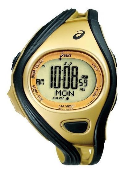 Relógio De Pulso Asics Challenge Regular - Dourado
