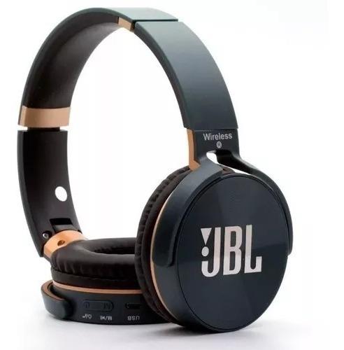 Fone De Ouvido S/fio Sd Bluetooth Usb Rádio Fm + P2 Promoção