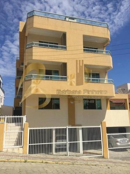 Apartamento 1 Dormitório Para Temporada Em Bombinhas, Bombas, 1 Dormitório, 1 Banheiro, 1 Vaga - 021-07_1-1069382
