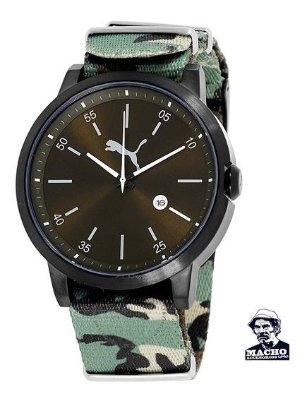 Reloj Puma Liberated Pu104231004 Original Caja Con Garantía