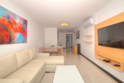 Divino Apartamento De Diseño Con Vista | P17 A 100m De Playa