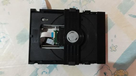 Mecanismo+leitor Dvd Lenoxx Dk-452 Completo Pefeito