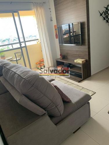 Apartamento À Venda Na Vila Das Mercês -  São Paulo - 8902
