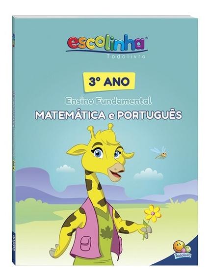 Livro Escolinha Todolivro 3º Ano Ensino Fundamental