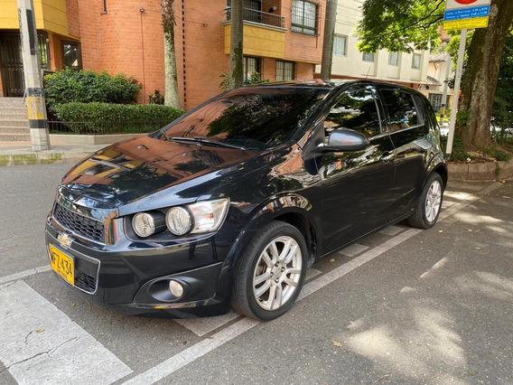 Chevrolet Sonic Lt /2013 Triptonica 53 Mil Kilómetros