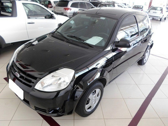 Ford Ka Hatch 1.0 Preto 8v Flex 2p