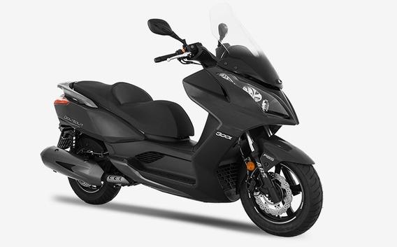 Suzuki - Downtown 300i Abs - Dafra Citycom 300 - Jaqueline