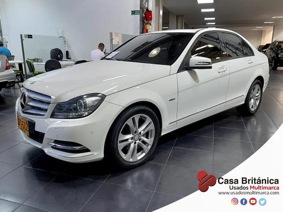 Mercedes Benz C200 Cgi Automático 4x2 Gasolina