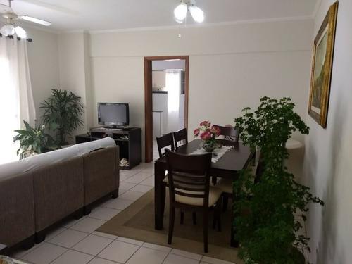 Imagem 1 de 21 de Apartamento Com 2 Dormitórios À Venda, 100 M² Por R$ 300.000,00 - Caiçara - Praia Grande/sp - Ap5905