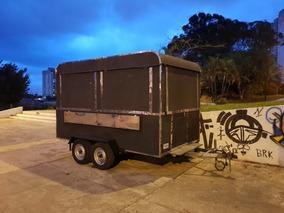 Trailer - Food Truck - Unico Dono Em Otimo Estado
