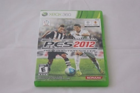 Jogo Xbox 360 - Pes 2012