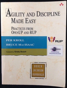 Livro Agility And Discipline Made Easy