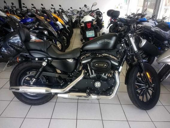 Harley Davidson 883 Iron Abs 2015
