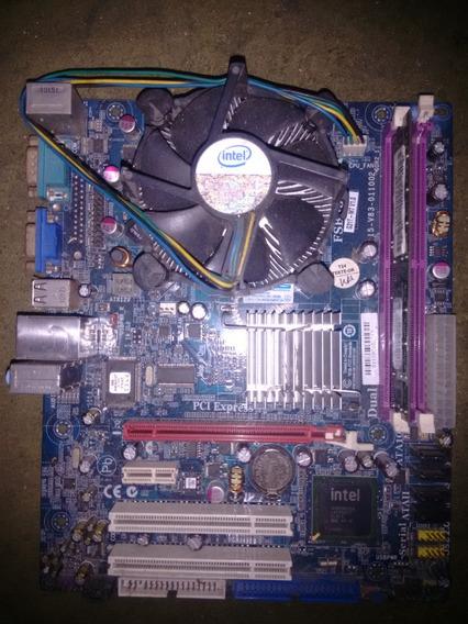 Placa Mãe Intel Ddr2