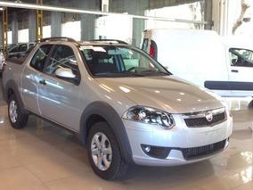 Fiat Strada Trekking Diesel 1.3 Mjet 0k , Anticipo Y Cuotas