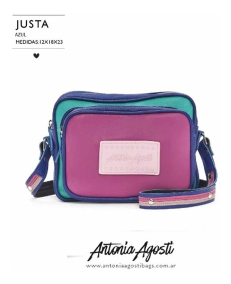 Bandolera #justa - Antonia Agosti