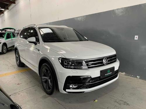Tiguan R-line 350 Tsi 2021 Blindado 3-a Com Teto Solar