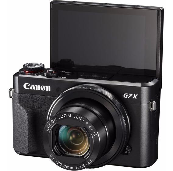 Câmera Canon Powershot G7x Markll Wi-fi