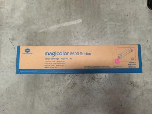 Imagen 1 de 5 de Cartucho De Toner Magenta Para Uso En Mc-8650dn