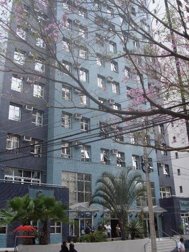 Sala, 33 M² - Venda Por R$ 250.000,00 Ou Aluguel Por R$ 1.100,00/mês - Jardim Aquarius - São José Dos Campos/sp - Sa0014