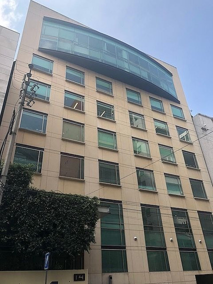 Oficina En Renta, Av. Tecamachalco Lomas De Chapultepec