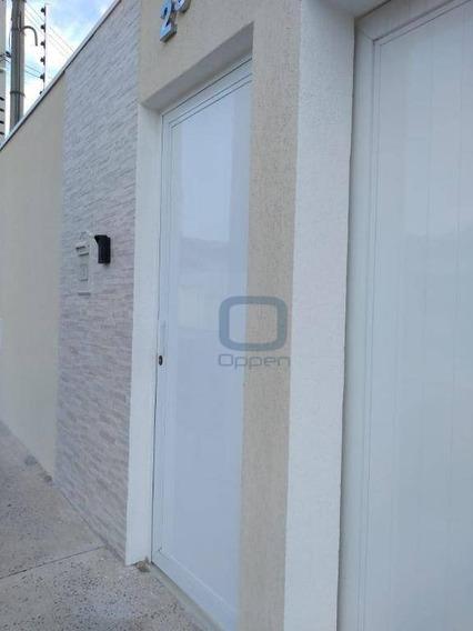 Casa Com 3 Dormitórios À Venda, 170 M² Por R$ 580.000,00 - Jardim García - Campinas/sp - Ca0431