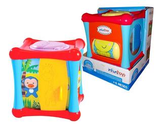 Juguete Cubo Didáctico Bebés Ed - Unidad a $34900
