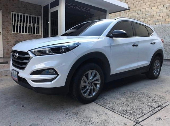 Hyundai Tucson Año 2018
