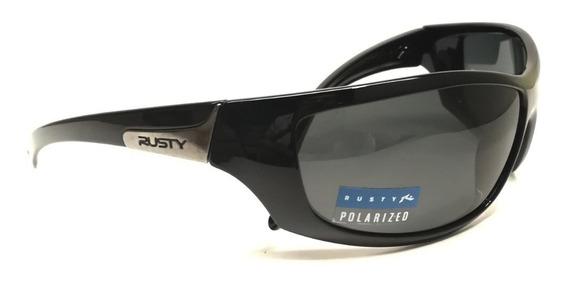 Rusty The Lux Anteojos De Sol Gafas Polarizado Envolvente