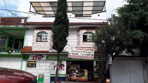 Casa Principal Mas Tres Departamentos A 15 Minutos Del Aeropuerto De La Ciudad De México