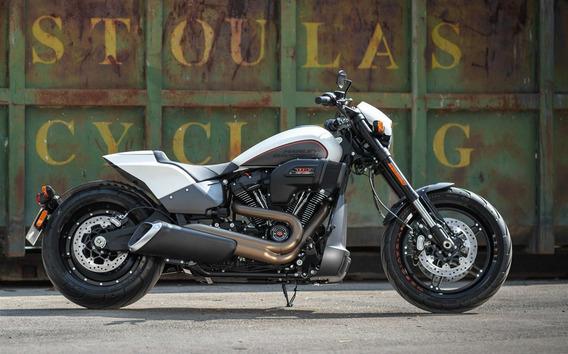 Harley Davidson Fxdr 114 - Com 1500km - Moto Linda - Hd