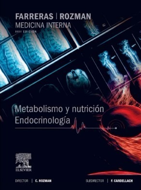 Farreras-rozman. Medicina Interna. Metabolismo Y Nutrición.
