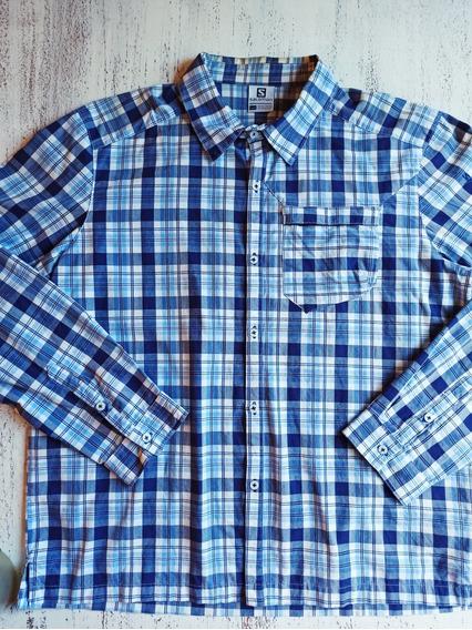 Camisa Salomon Talle Xl