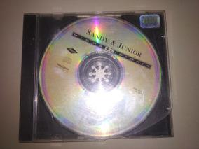 Cd Original - Sandy E Junior - Minha Historia