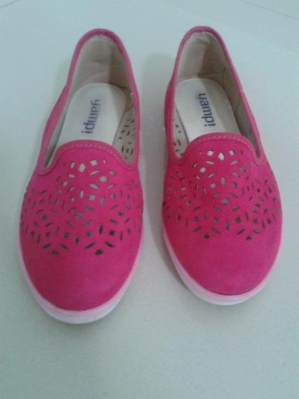 Zapatos Chatitas De Nena N° 30 Yamp
