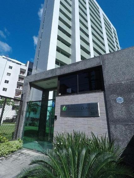 Apartamento Em Graças, Recife/pe De 36m² 1 Quartos Para Locação R$ 1.400,00/mes - Ap280305