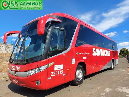 Ônibus Scânia/k340, Mpolo Paradiso 1050 G7, 11/12