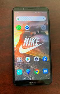 Celular Huawei Y7 2018 Negro 16gb Y 2gb Ram