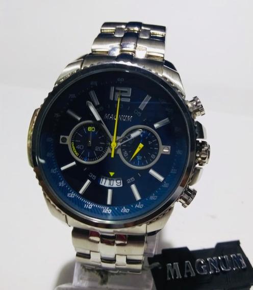 Relógio Magnum Masculino Ma32229f