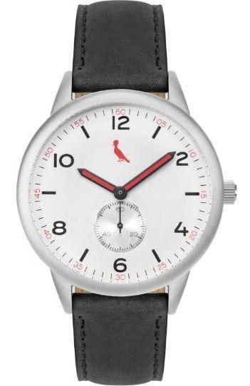 Relógio Reserva Couro Preto Re1l45aa/2c