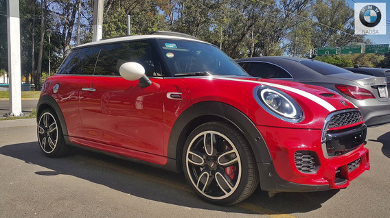 Mini Cooper John Cooper Works Hot Chili 2019