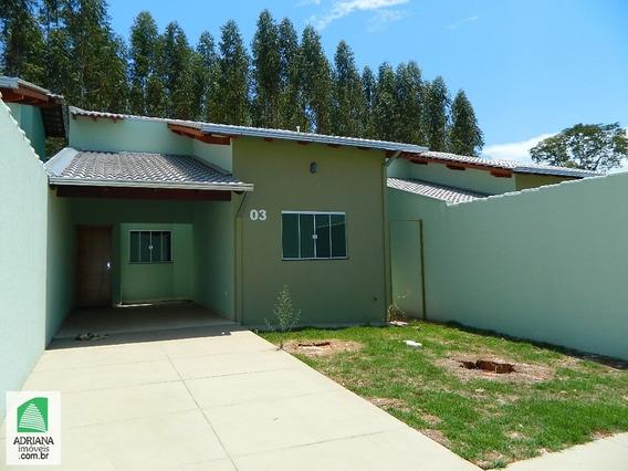 Condômino Fechado Venda Casa 3 Quartos Sendo 1 Suite Sala 1 Vaga - 5068